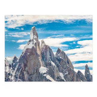 Cartão Postal Cerro Torre - Parque Nacional Los Glaciares