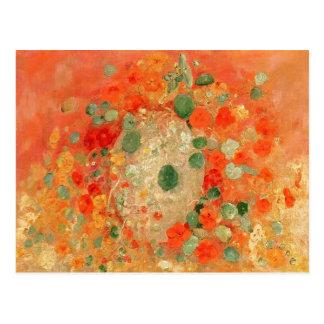 Cartão Postal Chagas por Odilon Redon