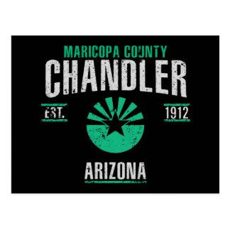 Cartão Postal Chandler
