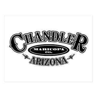 Cartão Postal Chandler Corp