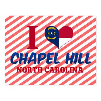 Cartão Postal Chapel Hill, North Carolina