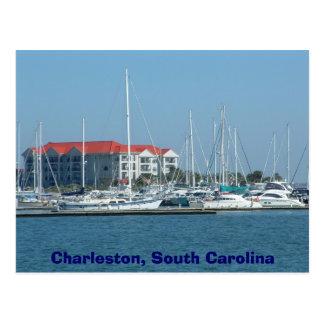 Cartão Postal Charleston, South Carolina