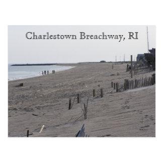 Cartão Postal Charlestown Breachway