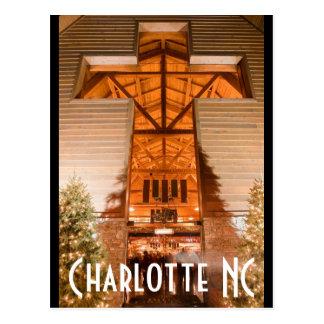 Cartão Postal Charlotte NC