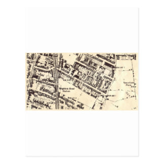 Cartão Postal Charneca de Balsall
