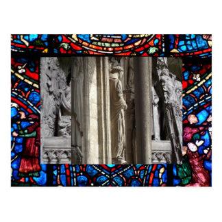 Cartão Postal Chartres