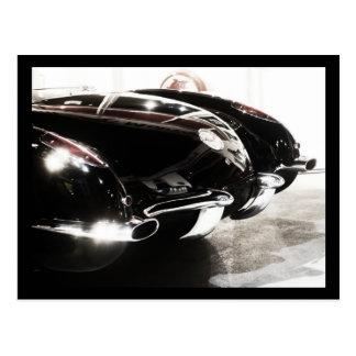 Cartão Postal Chevrolet Corvette 1959