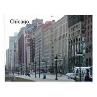 Cartão Postal Chicago