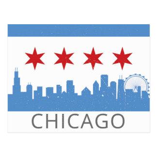 Cartão Postal Chicago: A cidade ventosa