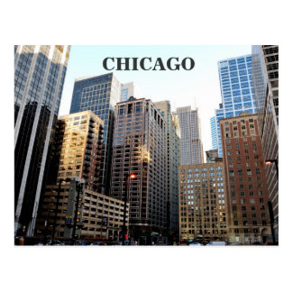 Cartão Postal Chicago do centro