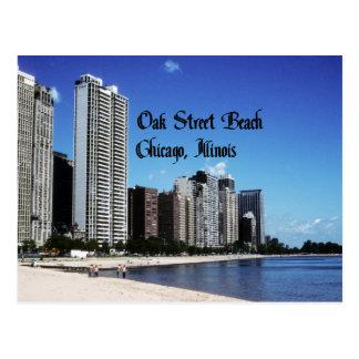 Cartão Postal Chicago Illinois