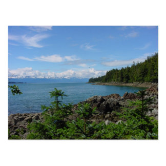 Cartão Postal Chilkat Mtn. Opiniões da escala