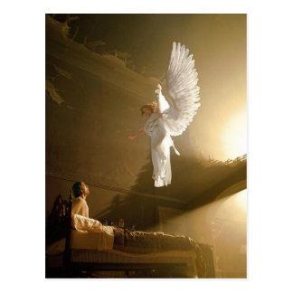 Cartão Postal christian-angels-poem-angel-at-work-153096.jpg