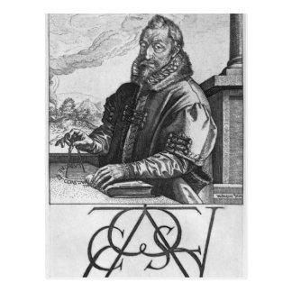 Cartão Postal Christophe Plantin
