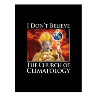 Cartão Postal church_of_climatology_blk_stkr