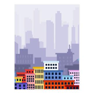 Cartão Postal Cidade