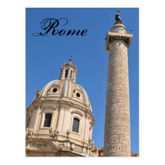 Cartão Postal Cidade antiga de Roma, Italia