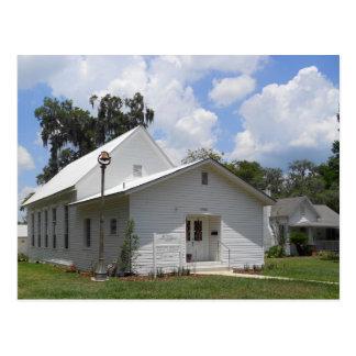 Cartão Postal Cidade baptista primitiva FL de Dade do Bethel