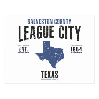 Cartão Postal Cidade da liga