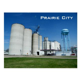 Cartão Postal Cidade da pradaria