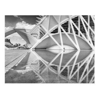 Cartão Postal Cidade das artes e das ciências