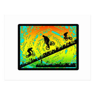 Cartão Postal Cidade de BMX