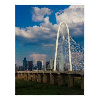 Cartão Postal Cidade de Dallas