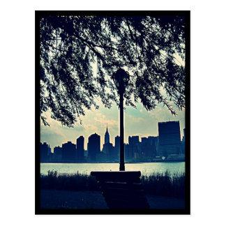 Cartão Postal Cidade de Long Island