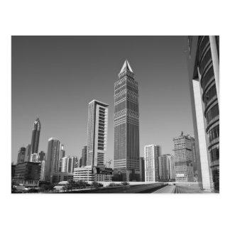 Cartão Postal Cidade de United Arab Emirates, Dubai, Dubai. 2