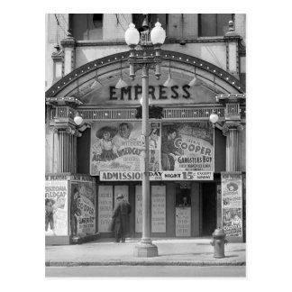 Cartão Postal Cinema da imperatriz, 1939