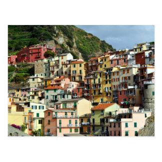 Cartão Postal Cinque Terre