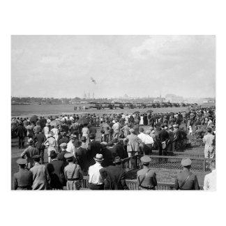 Cartão Postal Circo do ar do campo de Bolling: 1923