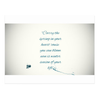 Cartão Postal citações dos escritores