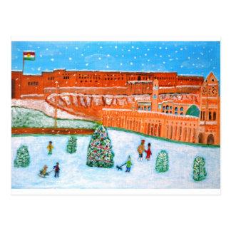 Cartão Postal Citadela Chistmas.JPG de Erbil