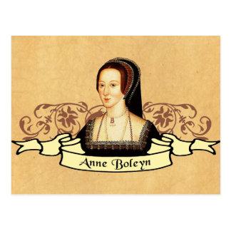 Cartão Postal Clássico de Anne Boleyn