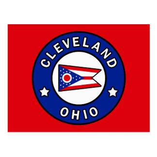Cartão Postal Cleveland Ohio