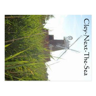 Cartão Postal Cley-Seguinte--Mar