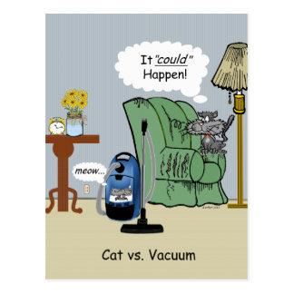 Cartão Postal Cliente empresa veterinário