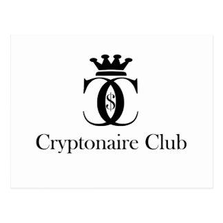 Cartão Postal Clube de Cryptonaire