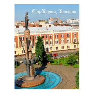 Cartão Postal Cluj-Napoca, Romania
