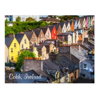 Cartão Postal Cobh, Ireland