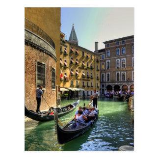 Cartão Postal Coisas a fazer em Veneza