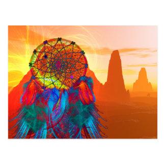 Cartão Postal Coletor do sonho do vale do monumento