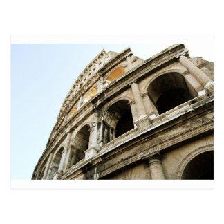Cartão Postal Coliseu Roma