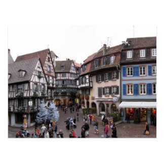 Cartão Postal Colmar -