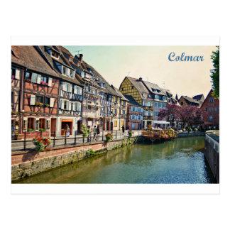 Cartão Postal Colmar