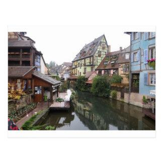 Cartão Postal Colmar France