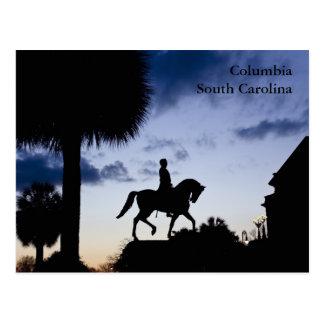 Cartão Postal Colômbia, SC