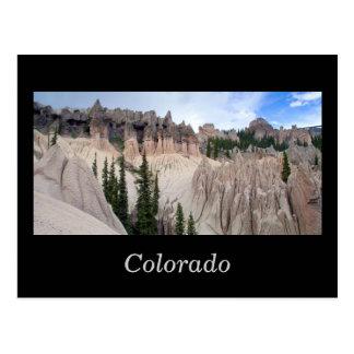 Cartão Postal Colorado