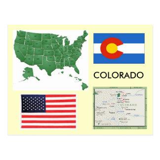 Cartão Postal Colorado, EUA